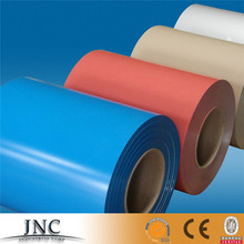 No paint falling off ppgi sheet manufacturers color coated sheet coil steel , prepainted gi steel coil in strip