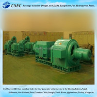 Small Hydro Power Projects/Equipments