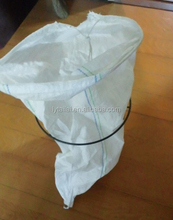 white PP Woven bags for Salt and sugar
