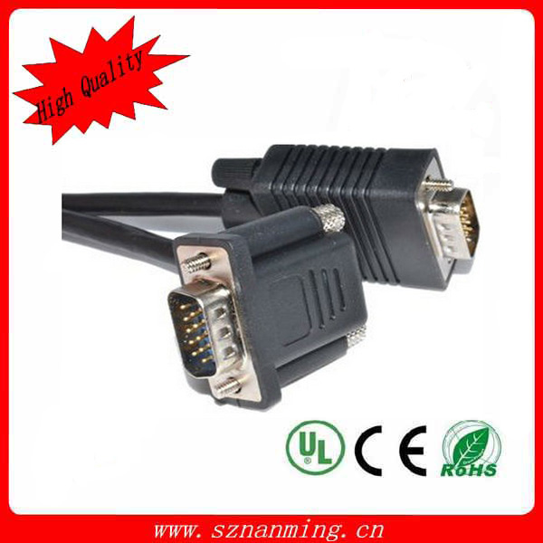 China Manufacturer used in computers vga to rca splitter cable