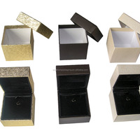 Custom Luxury Paper Cardboard Jewelry Packaging
