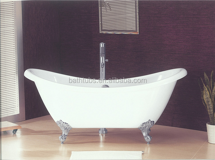 cUPC flexible tub,bathtub with legs,bathtub shape container