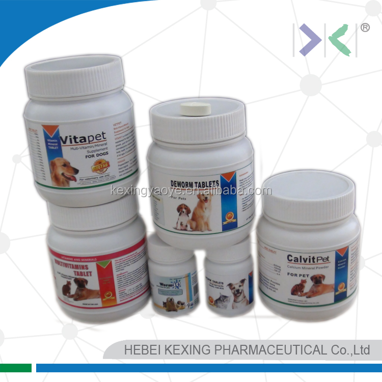 calcium tablet (for pet:dog and cat)