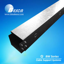 Galvanized steel cable trunking metal (UL,CE,ISO)