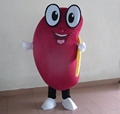 HOLA liver mascot costume/cosplay mascot costume for adult