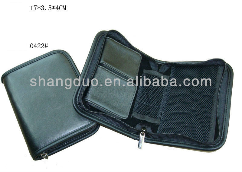 Small Genuine Leather Pouch Bag in Factory Low Price