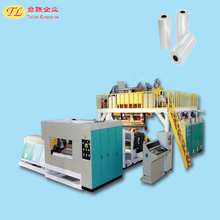 TL cheap and good qulity pe stretch film extruder
