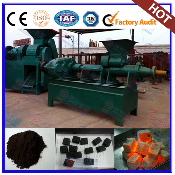 China Professional Manufacture Hookah Charcoal Shisha Extrusion Tablet Machine