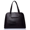 Nice design women fashionable shiny beautiful leather handbag