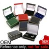 Luxurious promotional cheap small empty individual gift cufflink box