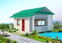 investors willing to invest bali prefab wooden houses holiday homes rent