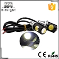 Plate Lamps Light Bulbs 12V 3W LED Bolt Screw for Motorcycle/ Car