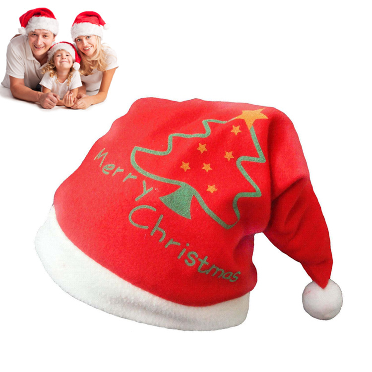 buy factory outlets santa christmas tree hat plush new novelty christmas hats good quality santa claus hat santa christmas tree hat in cheap price on