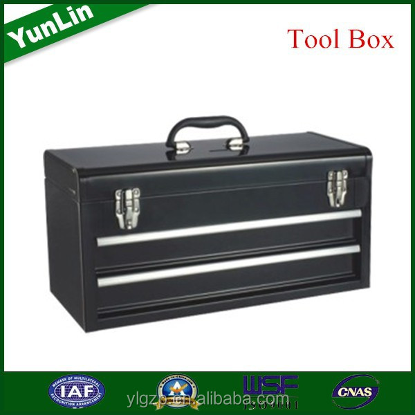 2014 YLGD new cheap high quality& surable metal dental tool box