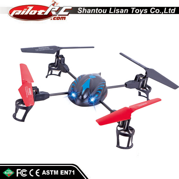 Hot sale 2.4G 4ch rc quad helicopter free