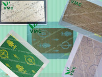 substitute wallpaper (vermiculite board)