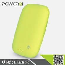 Wireless charger pad power bank with 4000mah battery for samsung galaxy s6