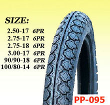 China high quality rubber tire motocross tire 300-17,275-17,275-18