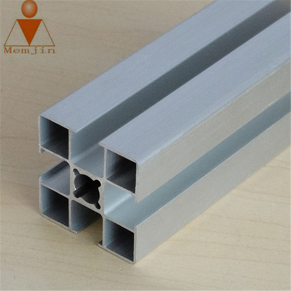 6063 T5/T6 wooden and electrophoresis aluminum extrusion profile for windows and doors frame
