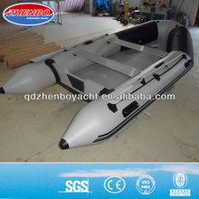 2013 new design good quality 1.2mm pvc inflatable fishing boat