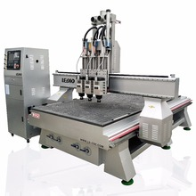 China Large cnc router 1325/Wood cnc carving engraving machine for aluminum copper acrylic pcb furniture make machine in stock