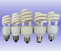 New Good Quality CE&RoHS full spiral half spiral E27 B22 9w/11w/13w/15w/18w/20w/26w/30w/36w/45w energy saving lamp/bulb