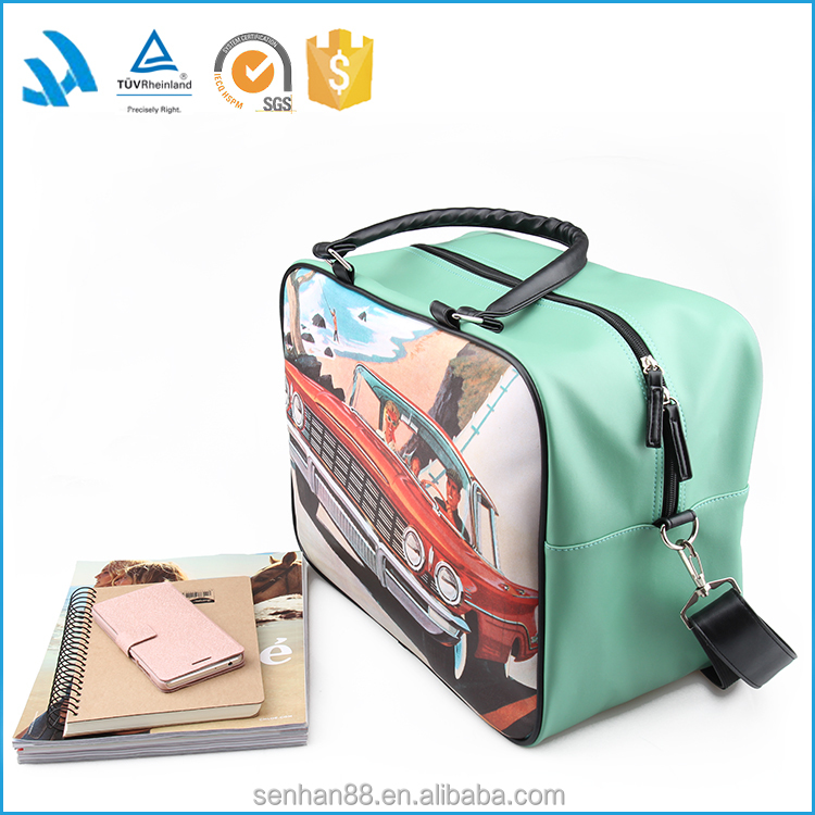 Portable designer waterproof souvenir tote bag, handbag hot sale