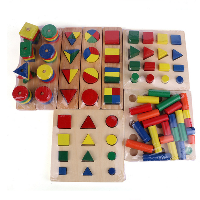 Preschool montessori early learning toys for kids