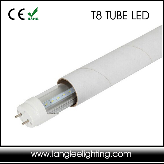 Popular Replace Traditional Fluorescent Tube 12V 24V 10-30V DC T8 LED Tube Light