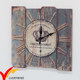 antique crafts handmade wooden wall clock