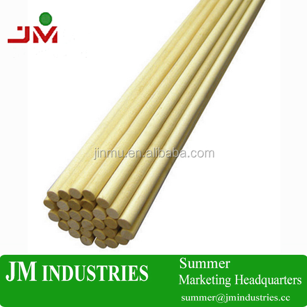hot sell Muti Grooved Wooden dowel pin
