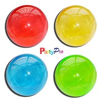 2015 China wholesale market new technology high quality promotive ball toys jumping hollow comet ball