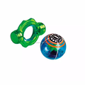 Speed Magneto spheres fidget Magic Magneto Spheres Flashing Glowing Ball Spinner Toy with LED light