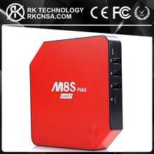 RK M8S PLUS Most Stable Amlogic S905 Quad Core Smart TV Android Box With KODI MODI