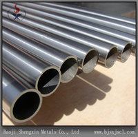 ASTM B338 seamless pure Titanium pipe