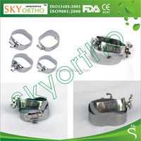 dental orthodontic molar bands