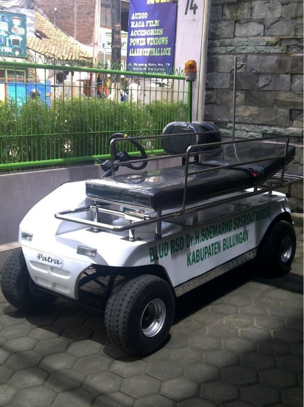 Patra Electric Vehicle Indonesia (Patrev - Patient)