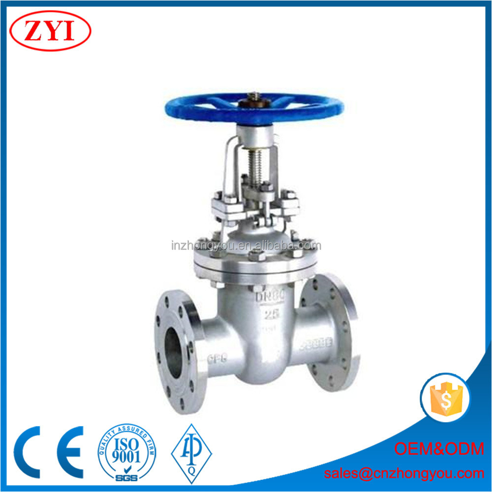 wholesales bolted bonnet OS&Y gate valve rising stem