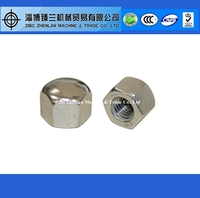 DIN 917 Hexagon Domed Cap Nuts, low price