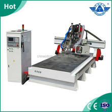 Auto tool changer ATC CNC Router for door making / furniture making