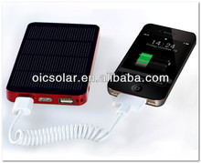 Wholesale alibaba high capacity battery charger solar brand for iPad and iPhone