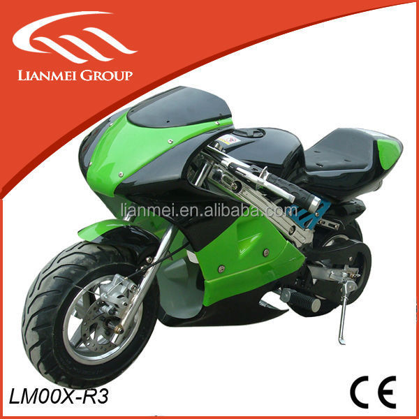 mini gas motorcycle with CE for kids cheap for sale