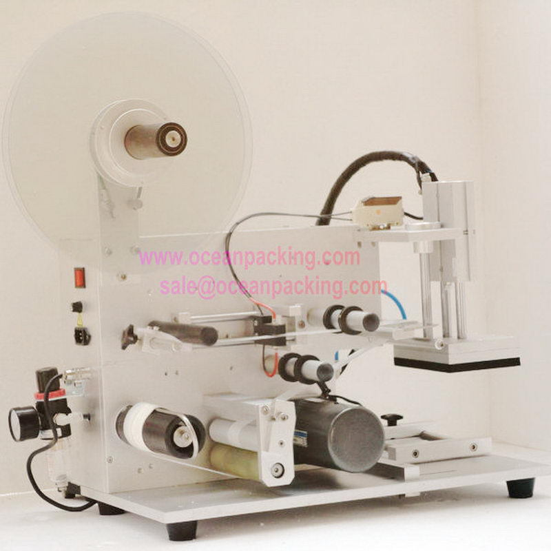 Design Best-Selling automatic plastic tube labeling machine