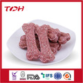 Pet Food Type Dog Application Organic Sweet Potato Beef Pressed Bone