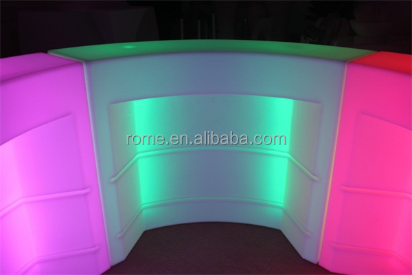 bar counter with led bar led counter commercial led bar counter