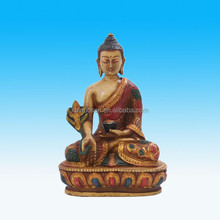 handmade resin buddha statue for home decoration