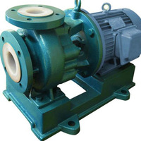 Richter Check valve /Richter actuator /RichterLined with centrifugal pump