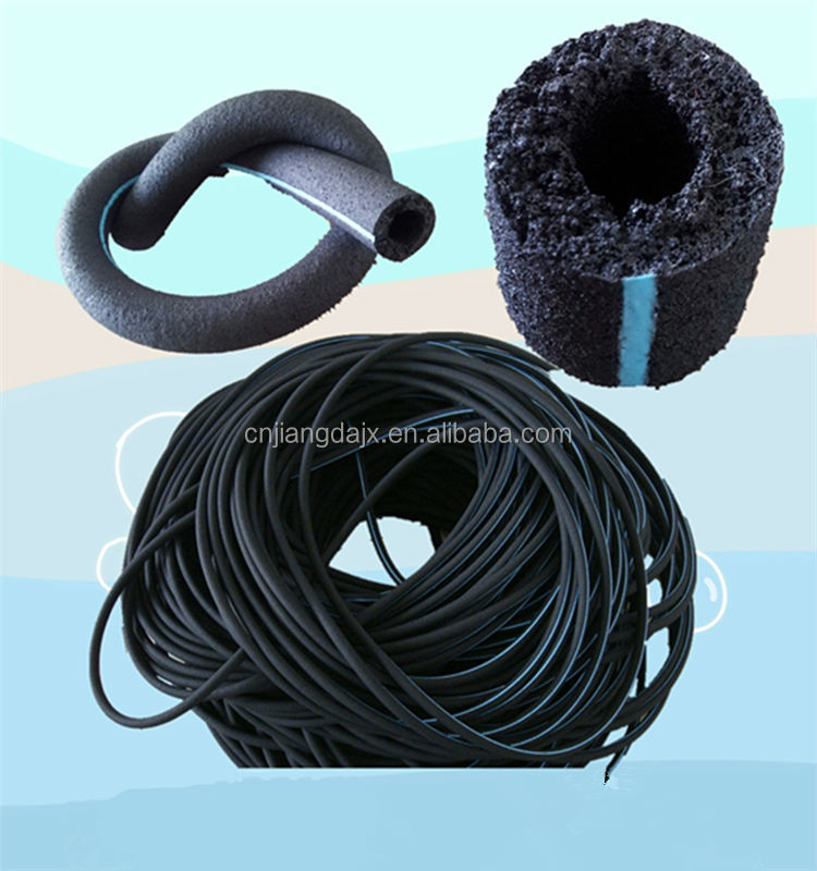 Effective and longlife micro bubble generator aero tube/porous aeration hose for fish farm