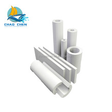 Quality chilled water and hot water insulation calcium silicate pipe cover