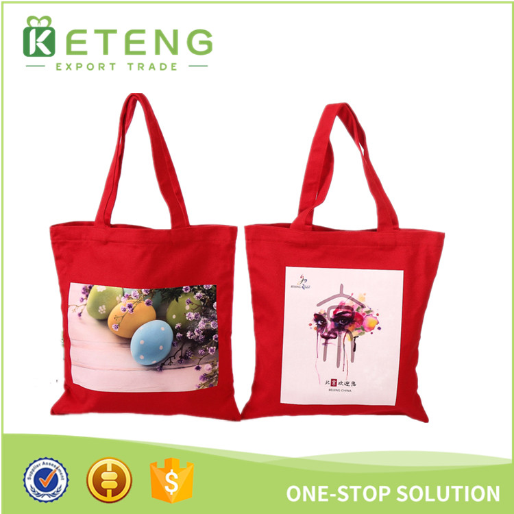 Professional heat transfer printing white waxed canvas malaysia bag